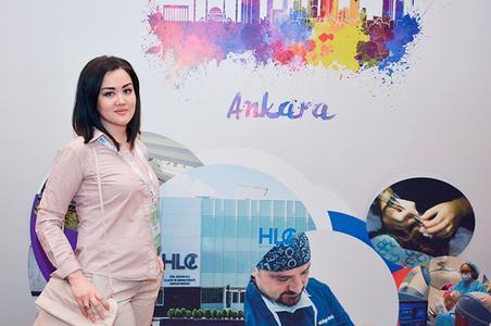 VI Ежегодный конгресс Европейской Ассоциации FUE (FUE Europe) (Анкара, 18-21 мая 2017 г.)